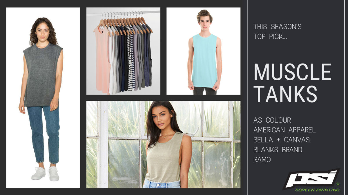 Wholesale Muscle Tanks [Our TOP PICKS for this season!]