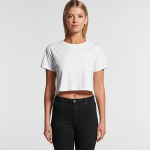 AS Colour 4062 Crop Tee